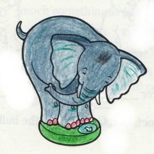 elephant-scales