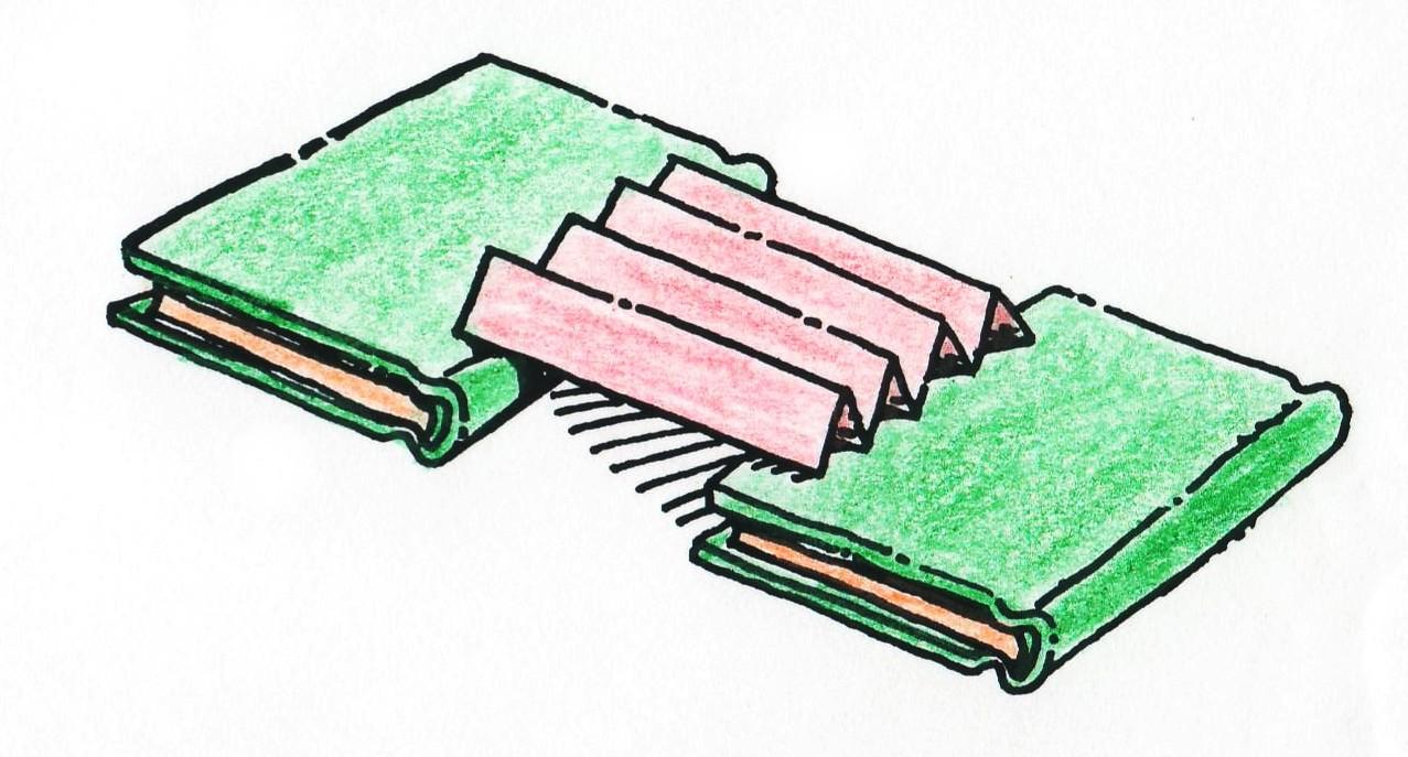 A Paper Bridge