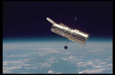 hubble-in-orbit