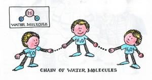 water-molecules