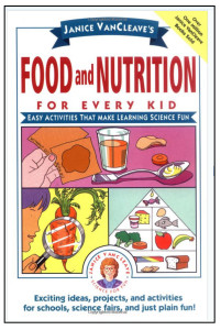 Food and Nutrition Book for Every Kid