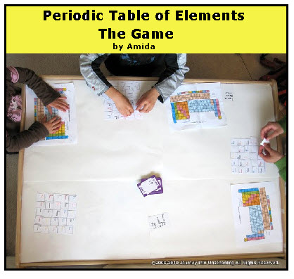 Chemistry vancleaves science fun page 12 i am having so much fun sharing ideas about the periodic table of elements the photo above came from amida a homeschool mom who not only took the photo urtaz Gallery