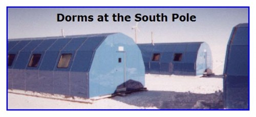 South Pole Dorms