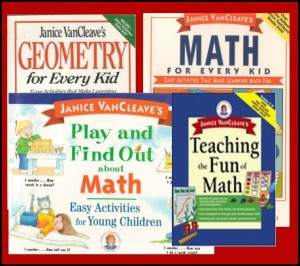 Math Book by Janice VanCleave