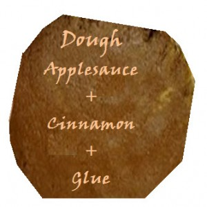 Apple-Cinnamon Dough