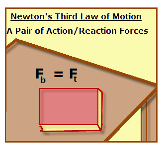 newton s third law of motion vancleave s science fun