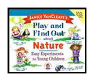 The content of the activities and experiments in this nature book include cells, predators, prey, body temperature, body movements , plant and flower growth and more.
