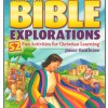 This book makes Bible stories come to life with each activities and crafts.