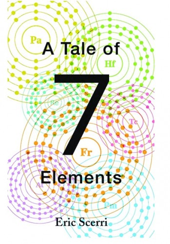 A book about seven elements on the periodic table by Eric Scerri